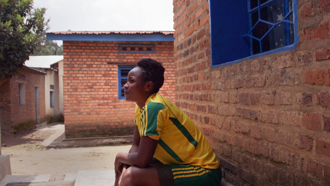 In Rwanda, Gloria Nibagwire Finds Healing After Genocide Through Soccer